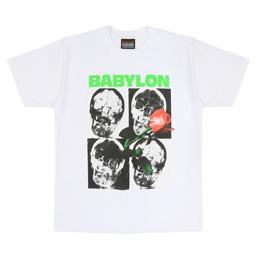 Babylon Sub Rosa T-Shirt White