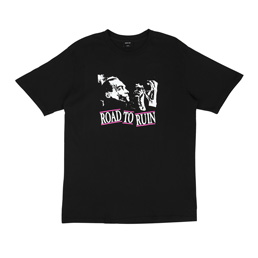 Babylon Road to Ruin T-Shirt Black