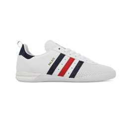 Palace x Adidas Indoor White Leather