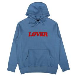 Bianca Chandon Lover Pullover Hood Blue