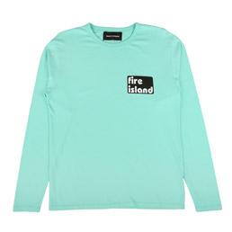 BC Fire Island L/S T-Shirt Mint