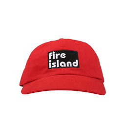 BC Fire Island Cap Red