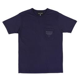 BC Western Pocket T-Shirt Navy