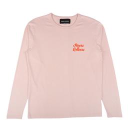 BC Steers & Queers LS T-Shirt Sandstone