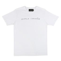 BC Handwritten Logotype T-Shirt White
