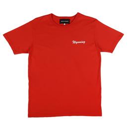 BC Wyoming T-Shirt Red
