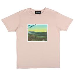 BC Paris Landscape T-Shirt Sandstone