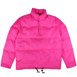 BC Western Down Pullover Safety Pink