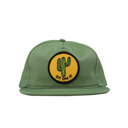 BC Sit On It Hat Olive