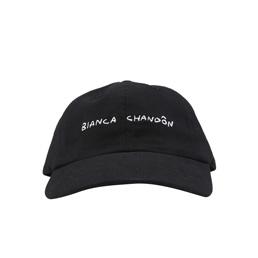 BC Handwritten Logotype Hat Black