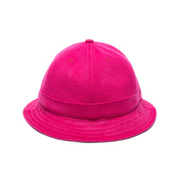 BC Wool Bell Hat Magenta