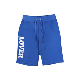 BC Lover Sweatshorts Blue/ White