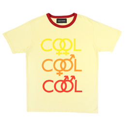 BC Cool Cool Cool T-Shirt Butter Yellow