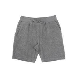 BC Terry Cloth Short Charcoal
