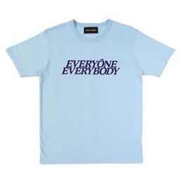 BC Everyone Everybody T-Shirt Blue