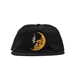 BC Moon Hat Black