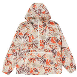 BC Packable Hood Anorak - Orange