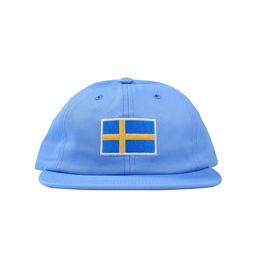 BC Flag Hat (Sweden) - Blue