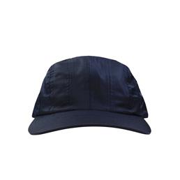 BC Aviator Satin 8-Panel Hat - Navy
