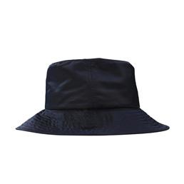 BC Aviator Satin Bucket Hat - Navy