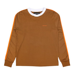 Bianca Chandon Ayso L/S T-Shirt Brown