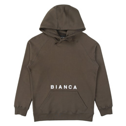 BC Bianca Pullover Hood - Charcoal
