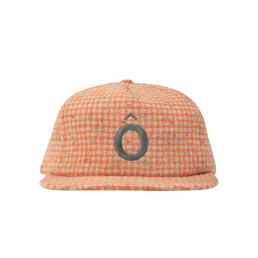 BC Circumflex Hat - Orange