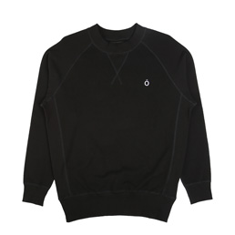 Bianca Chandon Circumflex Pique Crew Black
