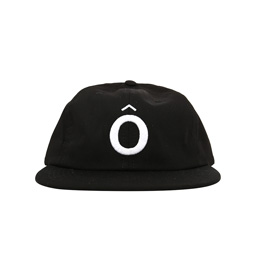 Bianca Chandon Circumflex Polo Hat - Black