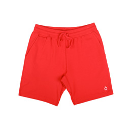 Bianca Chandon Circumflex Pique Shorts Red