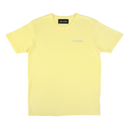 Bianca Chandon California T-Shirt Yellow