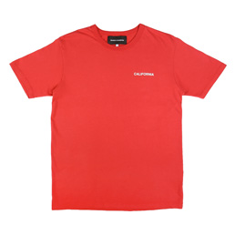 Bianca Chandon California T-Shirt Red