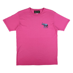 Bianca Chandon Elephant T-Shirt Pink