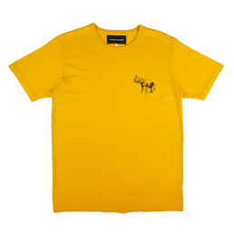 Bianca Chandon Elephant T-Shirt Gold