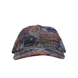Bianca Chandon English Wool 6 Panel Cap