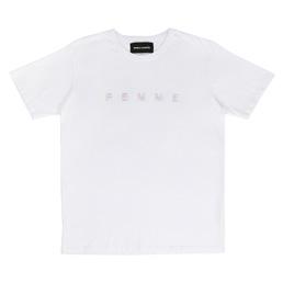 Bianca Chandon Homme Femme T-Shirt White