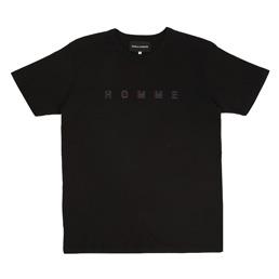 Bianca Chandon Homme Femme T-Shirt Black