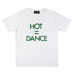 BC Hot Dance T-Shirt (Anniversary Reissue) White