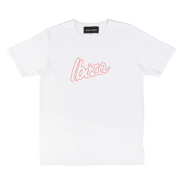 Bianca Chandon Ibiza T-Shirt White