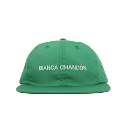 Bianca Chandon Logotype Hat Green