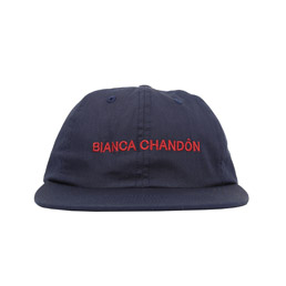 Bianca Chandon Logotype Hat Navy