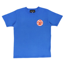Bianca Chandon Northern Soul T-Shirt Cobalt