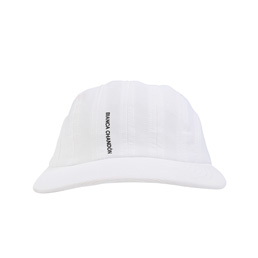 Bianca Chandon 8 Panel Logotype Hat White