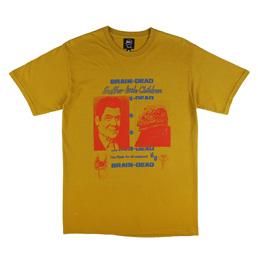 Braindead Suffer T-Shirt Moss