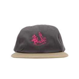 Brain Dead Catch Me Hat Charcoal