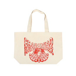 Brain Dead New Order Tote Canvas