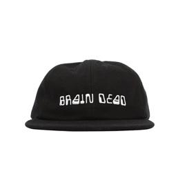 Brain Dead Alien Font Cap Black