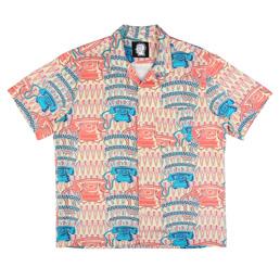 Brain Dead Ring Ring Shirt Multi