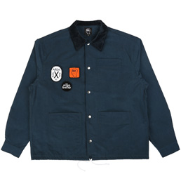 Brain Dead Chore Coat Navy