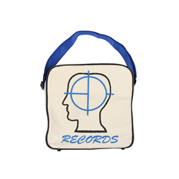 Braindead Record Bag Natural